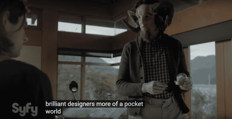 pocket world