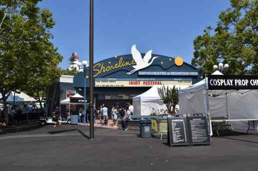 ID10T Fest at Shoreline Amphitheater in Mountain View, CA. Photo Source: Shannon Parola