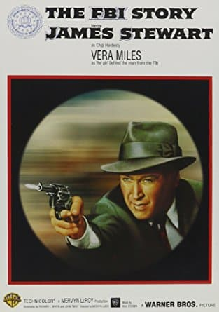 FBI Story movie poster