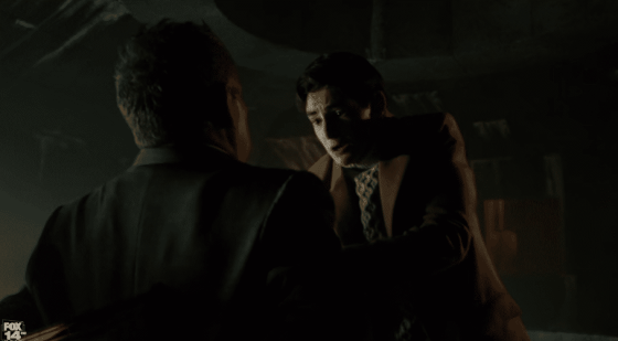 The end of Alfred Pennyworth