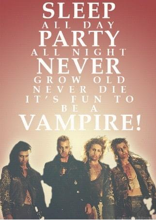 Fun being a Vampire