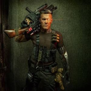 Josh Brolin Cable Deadpool