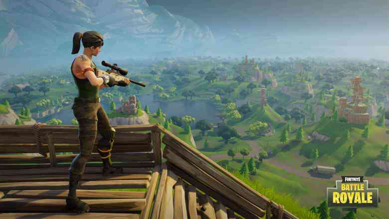 Landscape Image - Epic Games