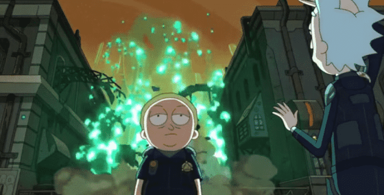"Rick and Morty Review: ""The Ricklantis Mixup"" - The Game of"