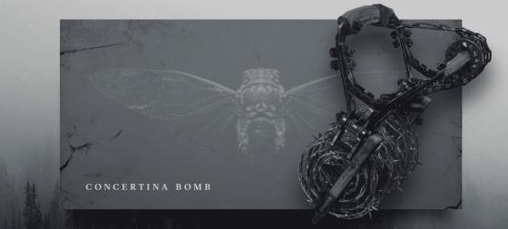 Concertina Bomb