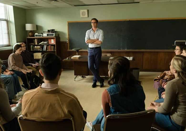 Joe, professor of humanities.