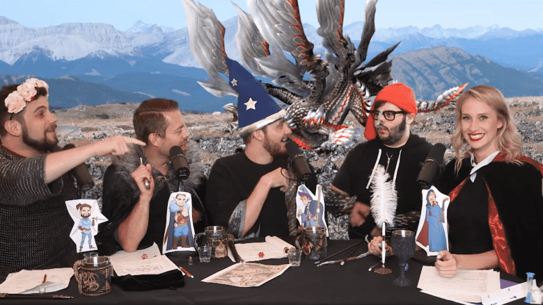 Fungeons and Flagons ft. Steve Zaragoza
