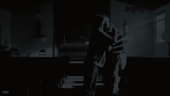 melissa and todd hug