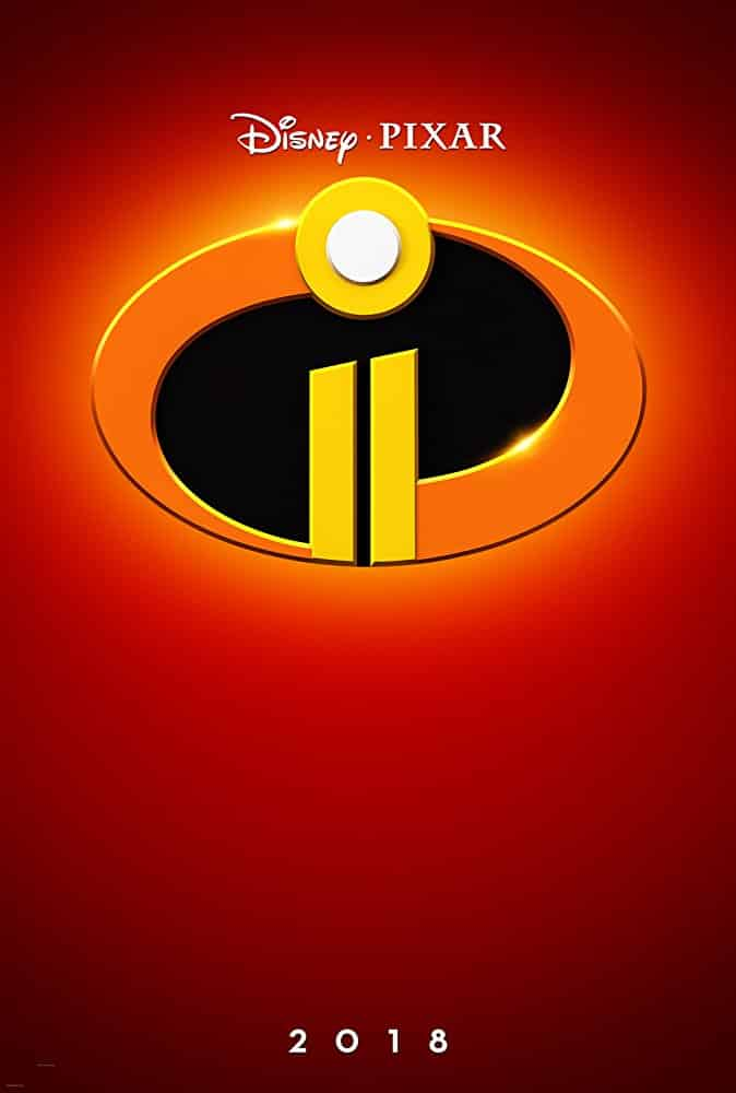 Incredibles 2 Teaser Poster