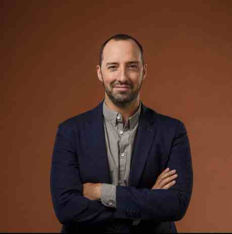 Tony Hale | Photo Source: Los Angeles Times