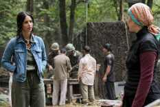 Tala Ashe as Zari (left) and Dianne Doan as Anh Ly (right). Photo courtesy of DC Legends TV.