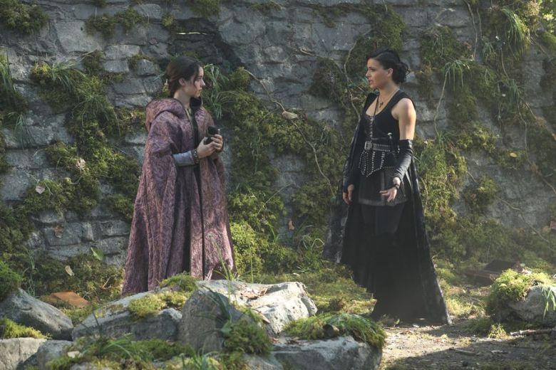 Regina and Ivy
