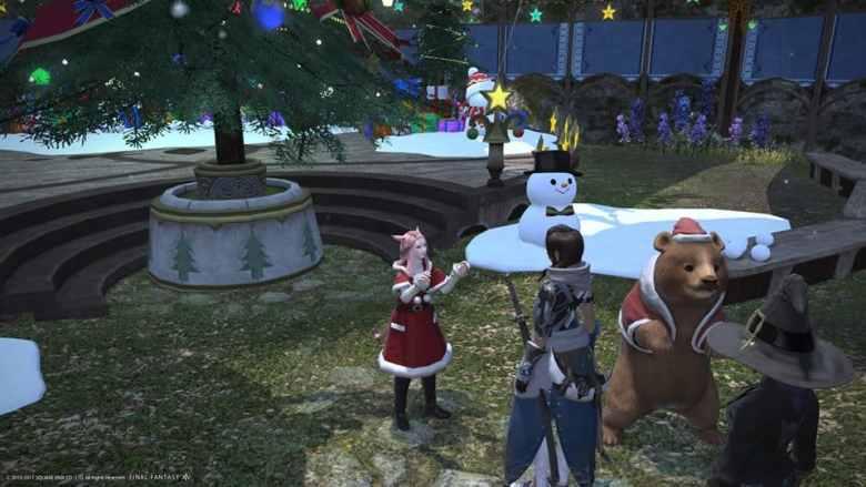 Final Fantasy XIV The Starlight Festival 2