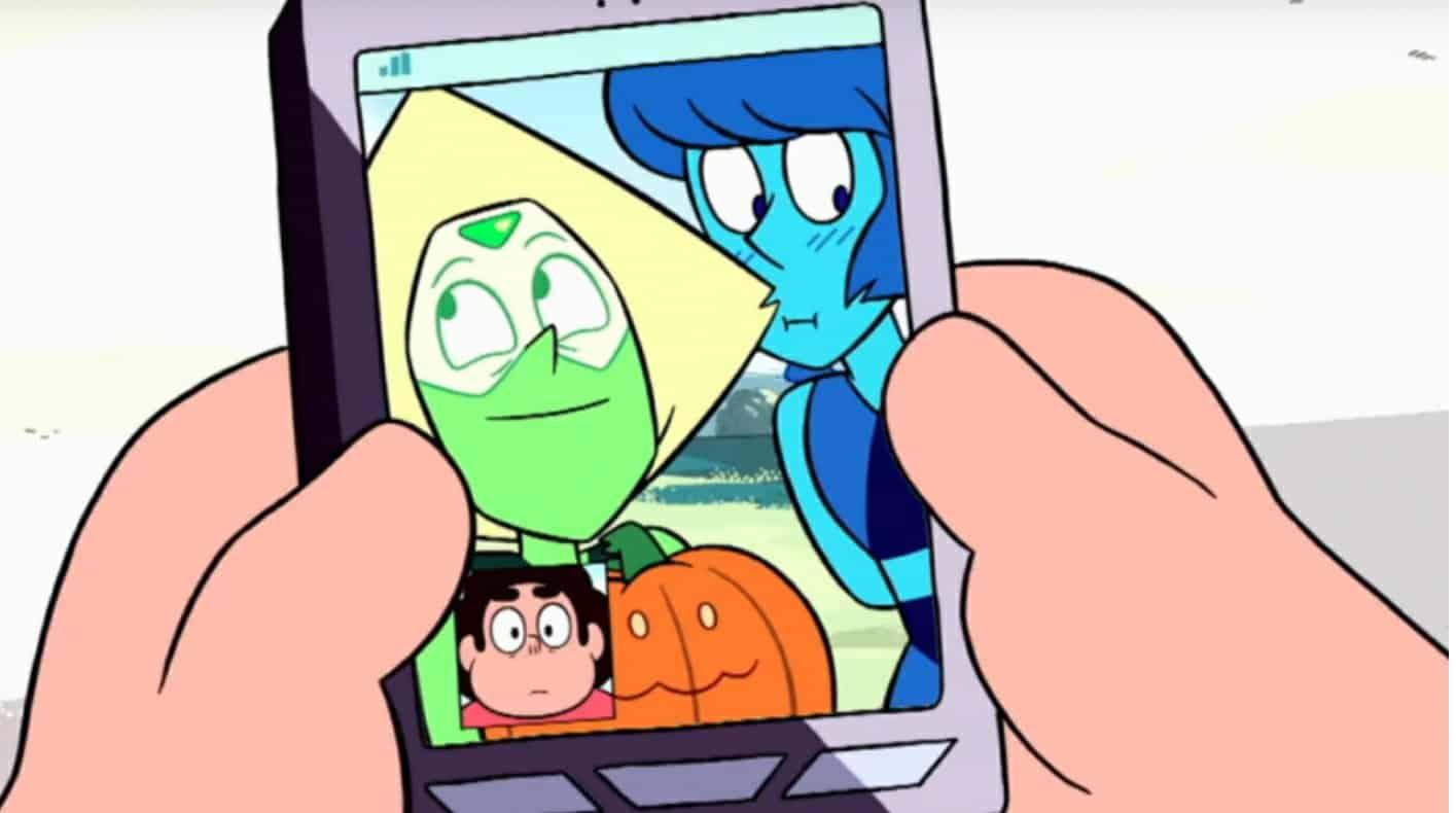 screenshot 20171216 031359331634299 - Kindergarten Steven Universe