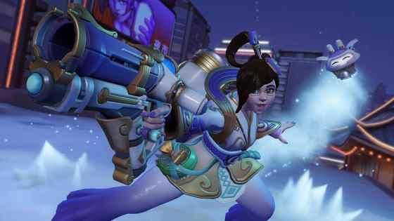 Overwatch-Blizzard Entertainment