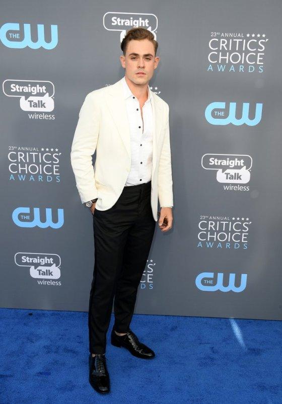 Dacre-Montgomery-2018-Critics-Choice-Awards