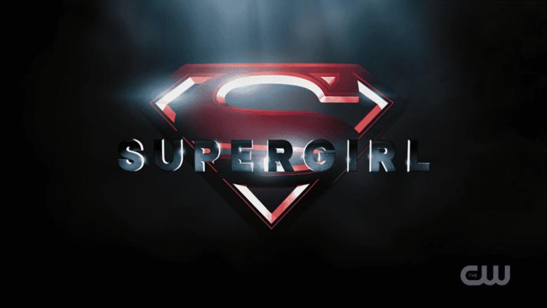 Supergirl Title Card