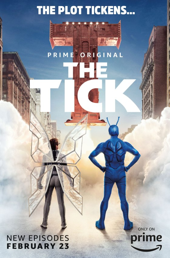 The Tick Poster 1
