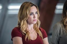 Caity Lotz as Sara Lance/White Canary. Photo courtesy of DC Legends TV.