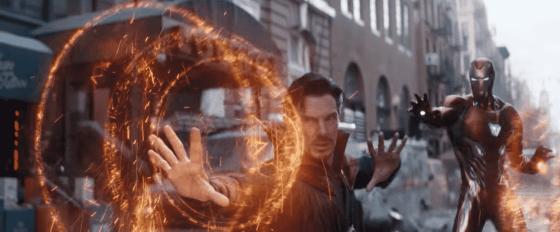 Avengers: Infinity War Super Bowl 2