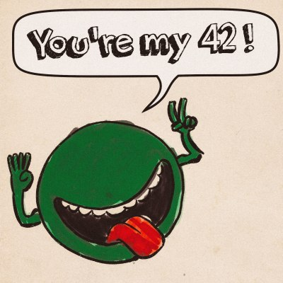 Hitchhiker's Guide to The Galaxy 42