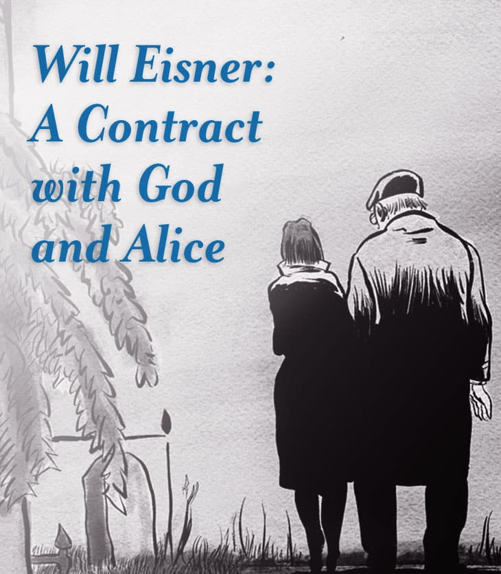 Will Eisner A Contract with God And Alice