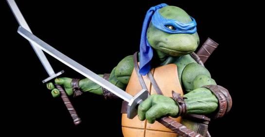 Leonardo. Photo Source: Toyark.com
