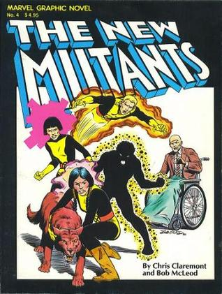 The New Mutants Comic
