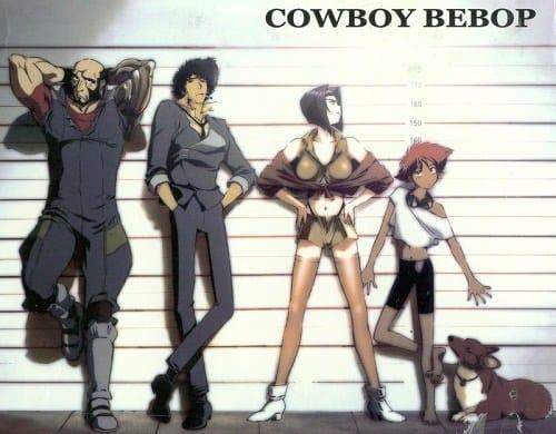 CowboyBebopLineup