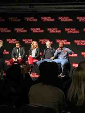 Source: TGON Jaimee Rindy // Left to Right: Dave Solo, Laurie Holden, Scott Wilson, IronE