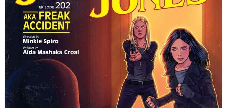 Jessica Jones 202 Poster copy