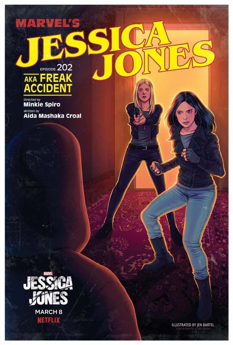 Jessica Jones 202 Poster