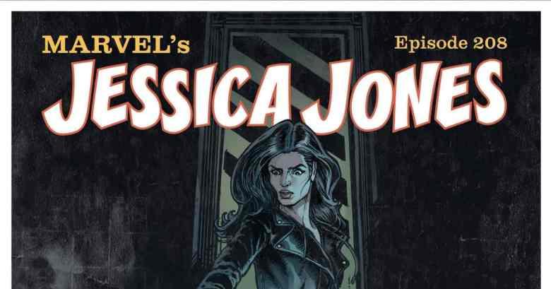 Jessica Jones 208 Poster copy