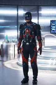 Brandon Routh as Ray Palmer/Atom. Photo courtesy of DC Legends TV.