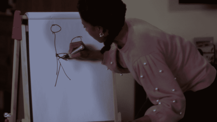 maggie pictionary