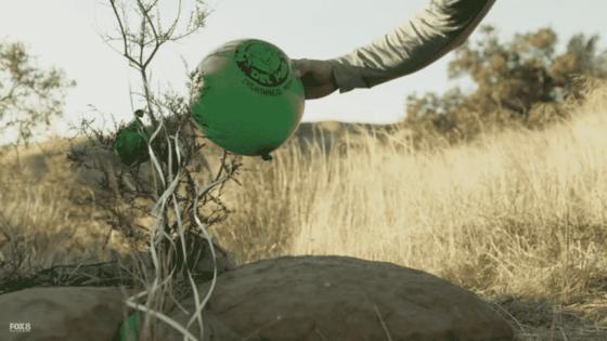 diaper balloon