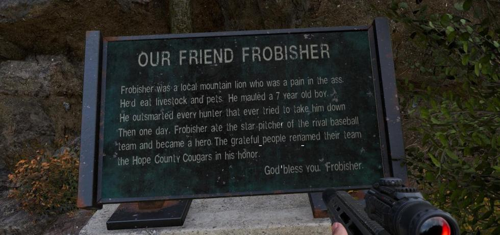 Our friend Frobisher