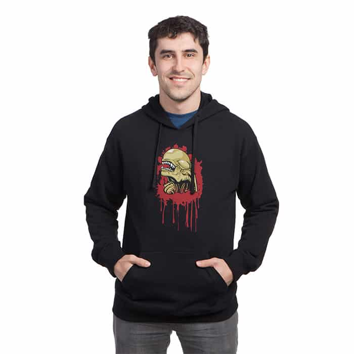 kpju_alien_chest_pullover_hoodie