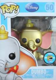 Funko-Pop-Dumbo-50-Dumbo-Gold-San-Diego-Comic-Con