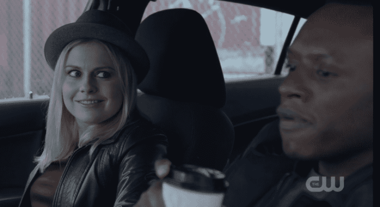 Liv and Clive on iZombie