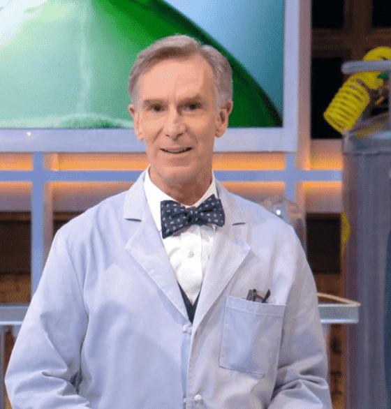 Photo Source: Bill Nye Saves the World on NETFLIX
