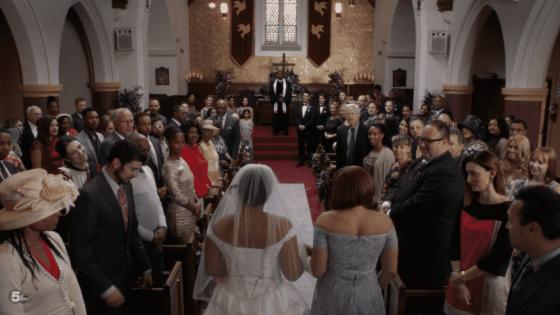 wrong wedding