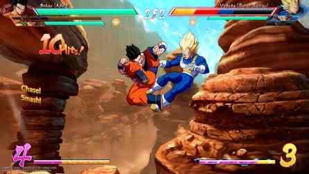 Dragon Ball Fighter Z 3