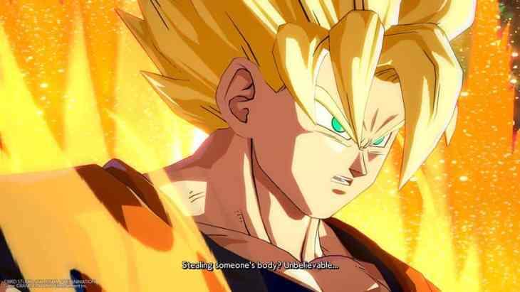 Dragon Ball Fighter Z Goku