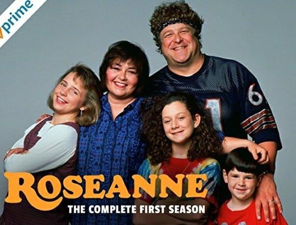 Roseanne on amazon prime video
