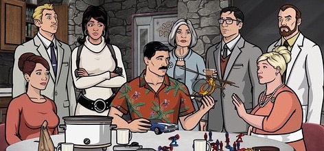 Archer_cast Wikipedia