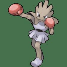 pokemon hitmonchan