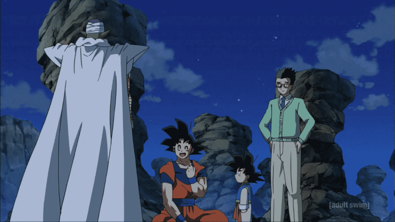 Dragon Ball Super - Episode 72