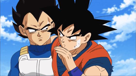 Dragon Ball Super — Episode 72