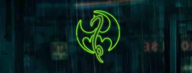 Iron Fist S2 Banner